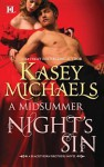 A Midsummer Night's Sin (Blackthorn Brothers #2) - Kasey Michaels