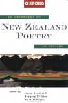 An Anthology of New Zealand Poetry in English - Jenny Bornholdt, Gregory O'Brien, Mark Williams