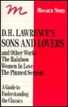 D. H. Lawrence's Sons And Lovers And, The Rainbow, Women In Love, The Plumed Serpent - Sandra M. Gilbert