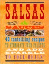 Salsas and Sauces - Gina Steer, Laurie Evans