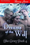Dreams of the Wolf - Lori King