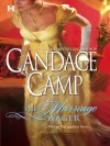 The Marriage Wager (Matchmakers) - Candace Camp