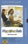 Mypoliscilab with Pearson Etext -- Standalone Access Card -- For Lone Star Politics - Paul Benson, David Clinkscale, Anthony Giardino