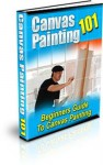 PAINTING - Beginners Guide To CANVAS PAINTING (eBook with Easy Navigation) + Free PDF - S. James, Painting eBook Publisbing
