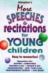 Abingdon's More Speeches & Recitations for Young Children - Abingdon Press