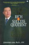 RSQ - Rich & Success Quotient: The Money Maker - Johanes Lim
