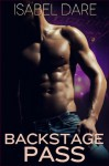 Backstage Pass (Gay Rock Star Romance) - Isabel Dare