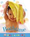 Baby's World Shaped Board: Bathtime (Baby's World Shaped Board Books) - Anne Millard