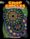 COLORING BOOK: Crop Circles Stained Glass Coloring Book - NOT A BOOK