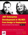 .Net Enterprise Development In Vb.Net: From Design To Deployment - Matt Reynolds, Karli Watson, Brian Patterson