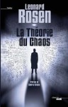 La Théorie du Chaos (Thrillers) (French Edition) - Cédric Villani, Leonard Rosen, Hubert Tézenas