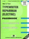 Typewriter Repairman (Electric) - National Learning Corporation