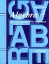 Saxon Algebra 1/2: An Incremental Development, Solutions Manual - John H. Saxon Jr.