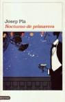 Nocturno de primavera - Josep Pla