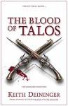 The Blood of Talos (The Godgame Book 2) - Keith Deininger