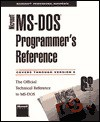 Microsoft MS-DOS Programmer's Reference (Microsoft Professional Reference) - Microsoft Press, Microsoft Press