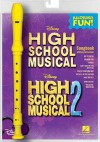 High School Musical/High School Musical 2 Recorder Fun! Pack - Hal Leonard Publishing Company
