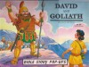 David and Goliath: A Bible Story Pop-up (Bible Story Pop-Ups) - John Patience, Peter and John Patience Haddock