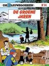 De groene jaren (De Blauwbloezen, #34) - Raoul Cauvin