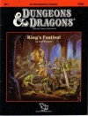 King's Festival (Dungeons and Dragons Module B11) - Carl Sargent