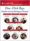 One-Click Buy: October 2009 Harlequin Presents - Kate Hewitt, Miranda Lee, Lucy Monroe, Trish Morey, Sharon Kendrick, Sara Craven, Susan Stephens, Anne Oliver, Kimberly Lang
