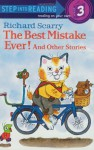 The Best Mistake Ever! and Other Stories - Richard Scarry