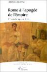 Rome A L'Apogee de L'Empire - Jérôme Carcopino