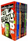 Horrible Science Collection 10 Beastly Books Set Gift Pack Nick Arnold Box set - Nick Arnold