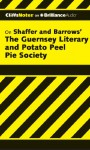 The Guernsey Literary and Potato Peel Pie Society (Cliffs Notes Series) - Elizabeth Conner, Kate Rudd