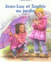 Jean-Lou et Sophie au jardin - Marcel Marlier