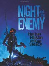 Night and the Enemy (Dover Graphic Novels) - Harlan Ellison, Ken Steacy