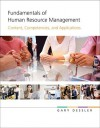 Fundamentals of Human Resource Management: Content, Competencies, and Applications - Gary Dessler