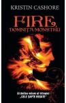 Fire, domnita monstru - Vol.2 din seria Cele Sapte Regate (Romanian Edition) - Kristin Cashore