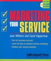 Marketing Your Service (Marketing Your Service (W/CD)) - Jean Withers, Carol Vipperman