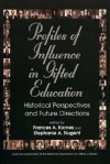 Profiles Of Influence In Gifted Education - Frances A. Karnes, Stephanie A. Nugent