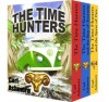 The Time Hunters Collection - Books 1 - 3 (The acclaimed series for children of all ages) - Carl Ashmore