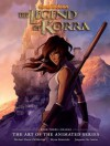 The Legend of Korra: The Art of the Animated Series Book Three: Change - Bryan Konietzko, Michael Dante DiMartino