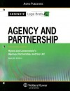 Agency and Partnership: Keyed to Course Using Hynes and Loewenstein's Agency, Partnership, and the LLC Seventh Edition - Aspen Publishers