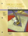 High Court- Case Summaries on Contracts Keyed to Burton, 3rd - West Publishing Group