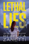 Lethal Lies (Blood Brothers) - Rebecca Zanetti