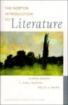 The Norton Introduction to Literature (Shorter Edition) - Alison Booth, J. Paul Hunter, Kelly J. Mays