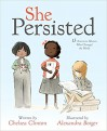 She Persisted - Chelsea Clinton, Alexandra Boiger