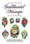 Old-Time Sentimental Messages Stickers - Carol Belanger-Grafton