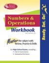 REA's Ready, Set, Go! Numbers and Operations Workbook - Mel Friedman