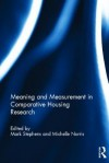 Meaning and Measurement in Comparative Housing Research - Mark Stephens, Michelle Norris