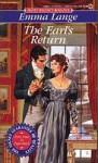 The Earl's Return - Emma Lange
