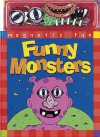 Funny Monsters (Early Days) - Top That!, Garry Davies