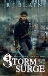 Storm Surge (Requiem for the Rift King, #2) - R.J. Blain