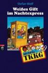 TKKG - Weisses Gift im Nachtexpress: Band 61 - Stefan Wolf