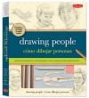 Drawing People Kit: A complete drawing kit for beginners - Debra Kauffman Yaun